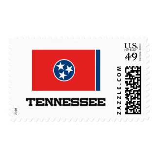 Tennessee Flag Stamps