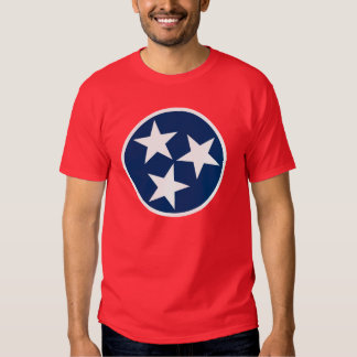 Tennessee Flag T Shirt
