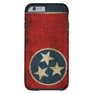 Tennessee Flag Tough iPhone 6 Case