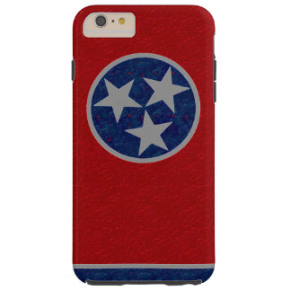 Tennessee Flag Tough iPhone 6 Plus Case