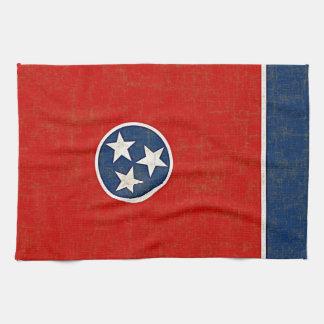 TENNESSEE FLAG TOWEL