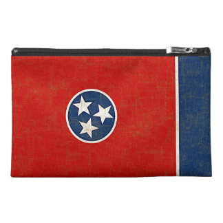 TENNESSEE FLAG TRAVEL ACCESSORY BAGS
