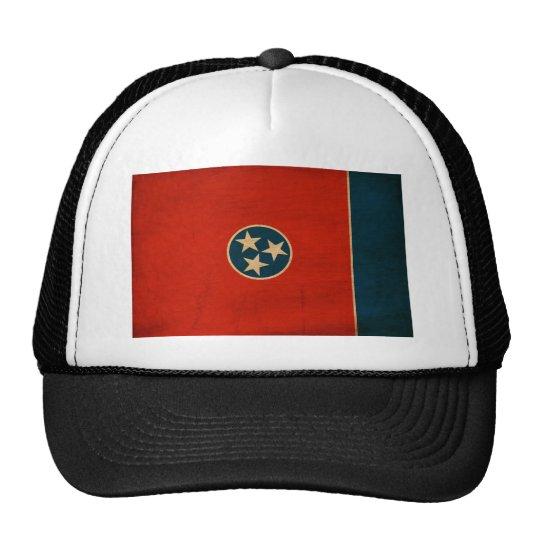 Tennessee Flag Trucker Hat
