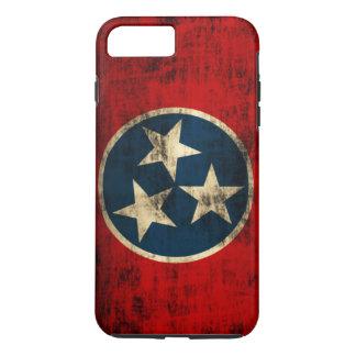 Tennessee Flag Vintage Grunge iPhone 7 Plus Case