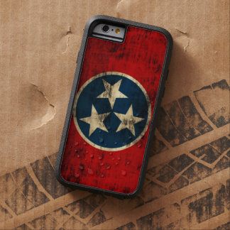 Tennessee Flag Vintage Grunge Tough Xtreme iPhone 6 Case