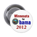Tennessee for Obama 2012 Pinback Button