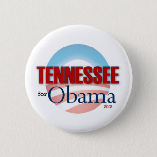 TENNESSEE for Obama Button