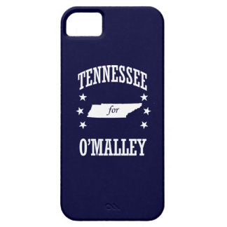 TENNESSEE FOR O'MALLEY iPhone 5 COVER