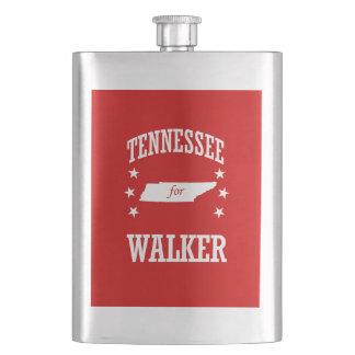 TENNESSEE FOR WALKER HIP FLASKS