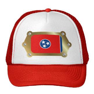 Tennessee framed Flag Hat