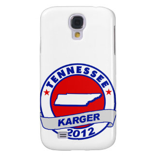 Tennessee Fred Karger Galaxy S4 Covers