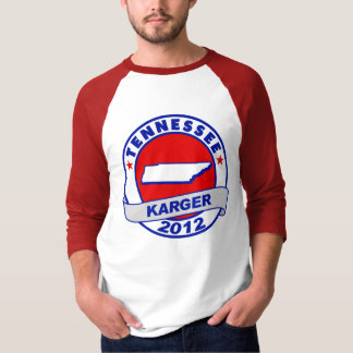 Tennessee Fred Karger T-Shirt