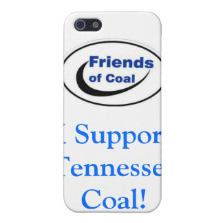 Tennessee Friends of Coal Supporter Iphone 4 Case