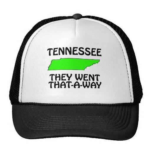 Tennessee - fueron Que-UNO-Manera Gorro De Camionero