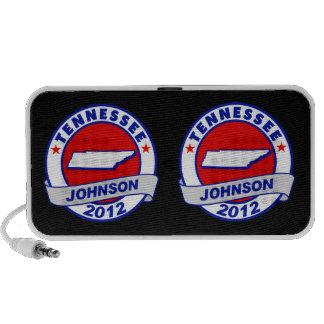 Tennessee Gary Johnson iPhone Speaker