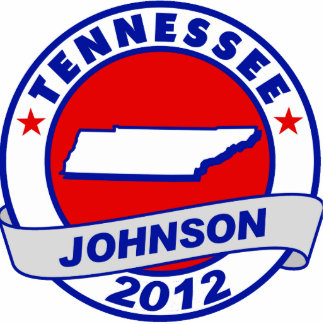 Tennessee Gary Johnson Cut Out