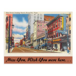 Tennessee, Gay Street, Knoxville Postcard