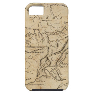 Tennessee Government iPhone SE/5/5s Case