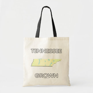 Tennessee Grown Tote Bag