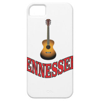Tennessee Guitar iPhone SE/5/5s Case