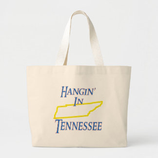 Tennessee - Hangin' Large Tote Bag