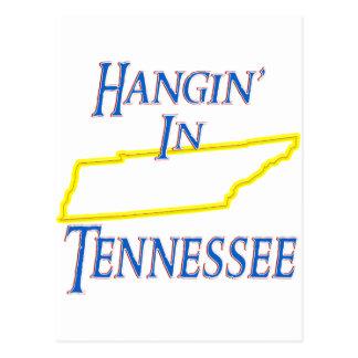 Tennessee - Hangin' Postcard