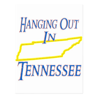 Tennessee - Hanging Out Postcard
