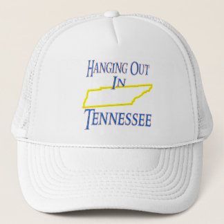 Tennessee - Hanging Out Trucker Hat