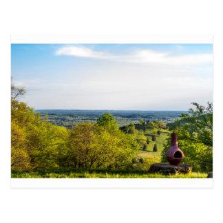 Tennessee Hills Postcard