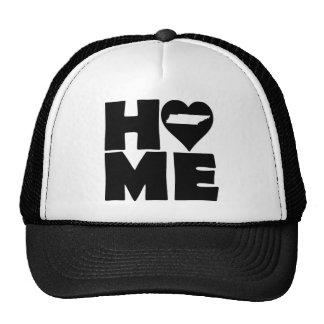 Tennessee Home Heart State Ball Cap Trucker hat