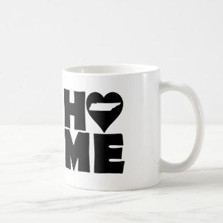 Tennessee Home Heart State Mug or Travel Mug