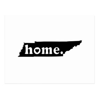 Tennessee Home Postcard