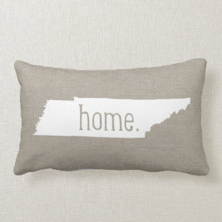 Tennessee Home State Throw Pillow