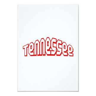Tennessee Personalized Announcements