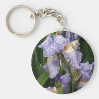 Tennessee Irises Keychain