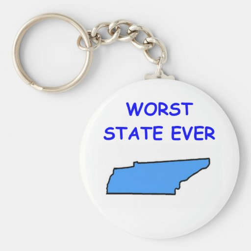 TENNessee Key Chain