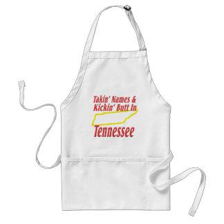 Tennessee - Kickin' Butt Adult Apron