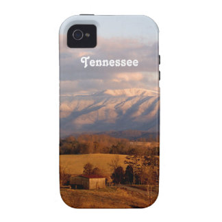 Tennessee Landscape Case-Mate iPhone 4 Cover