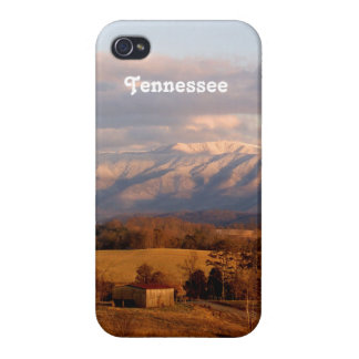 Tennessee Landscape iPhone 4 Covers