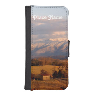 Tennessee Landscape iPhone 5 Wallet Case