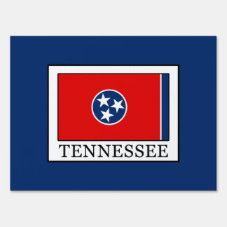 Tennessee Lawn Sign