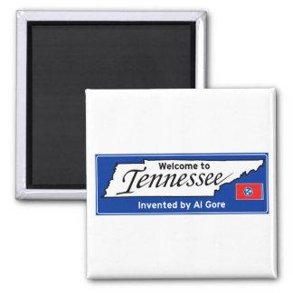 Tennessee Fridge Magnet