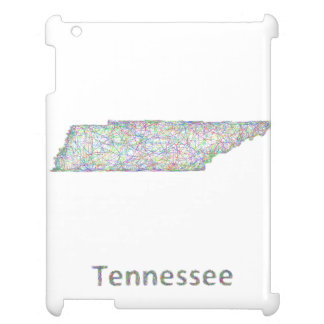 Tennessee map case for the iPad