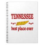 Tennessee mejor cuadernos
