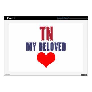 Tennessee mi querido calcomanía para portátil
