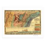 Tennessee, Mississippi, Alabama y Georgia Postal