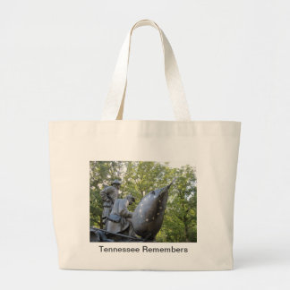 Tennessee Monument Shiloh National Military Park Bags