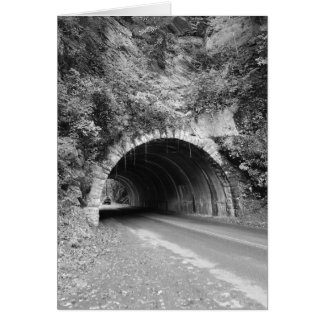 Tennessee Mountain Tunnel Card