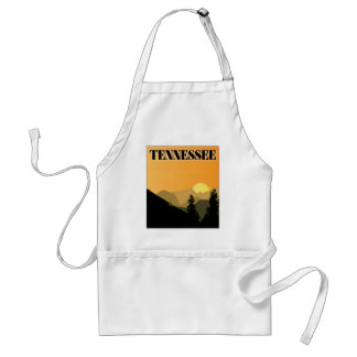 Tennessee Mountains Adult Apron