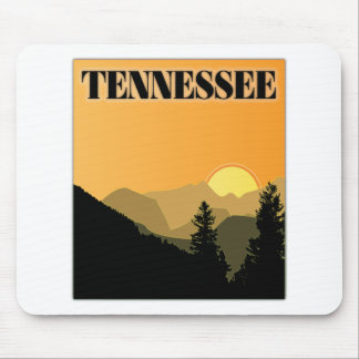 Tennessee Mountains Mouse Pad
